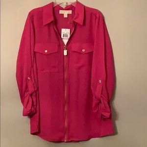 Radiant Pink Top